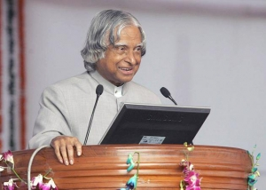 A.P.J. Kalam served India as president from 2002-2007.